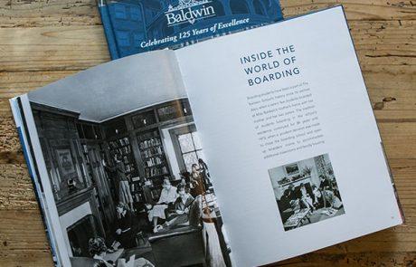 Baldwin School Tribute Book