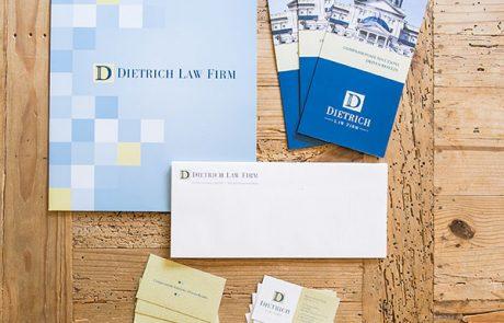 Dietrich Law Marketing Materials