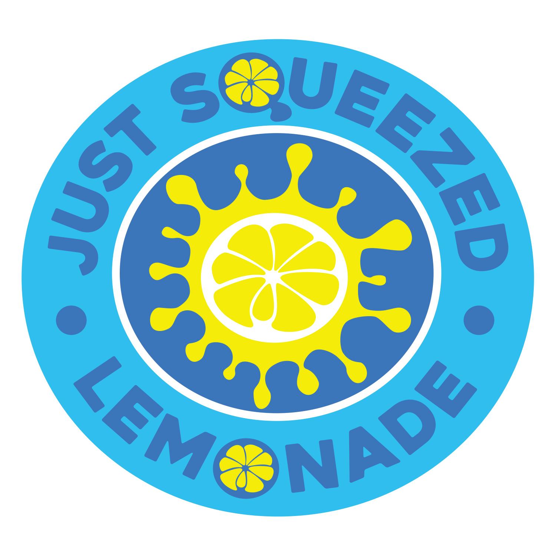 Logo Design Just Squeezed Lemonade