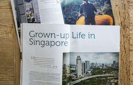 Singapore American School Magazine